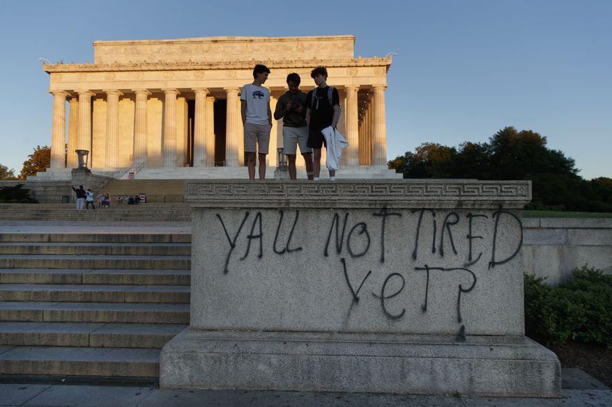 Lincoln Memorial 06012020